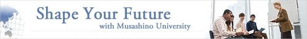 Shape your future - Department of Global Business