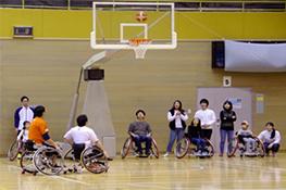 体験しよう!障がい者スポーツチャレンジ2015 in KOTO