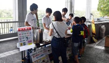 学生ボランティア団体Connectが熊本地震復興支援イベントを開催