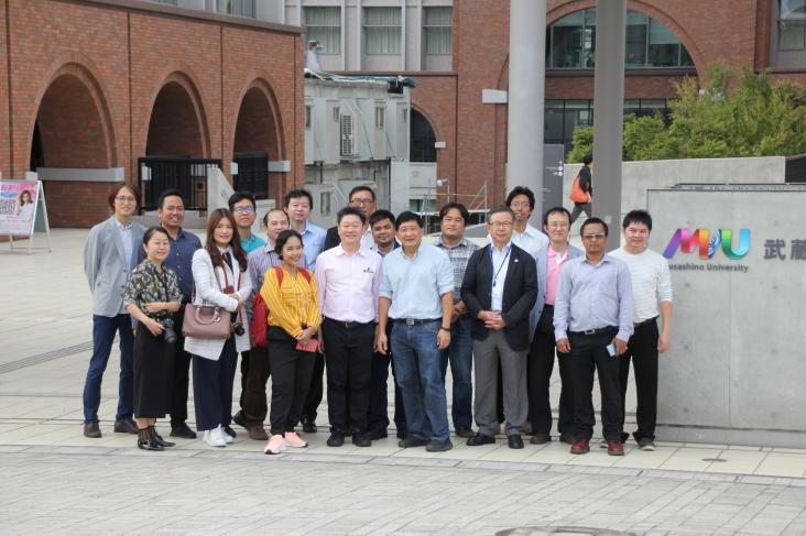 写真4_有明キャンパス訪問