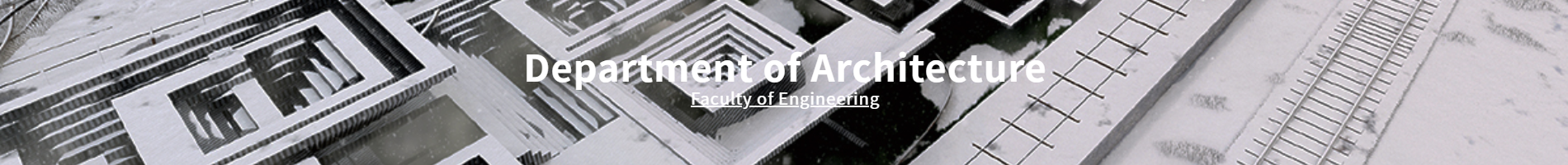 Department of Architect
