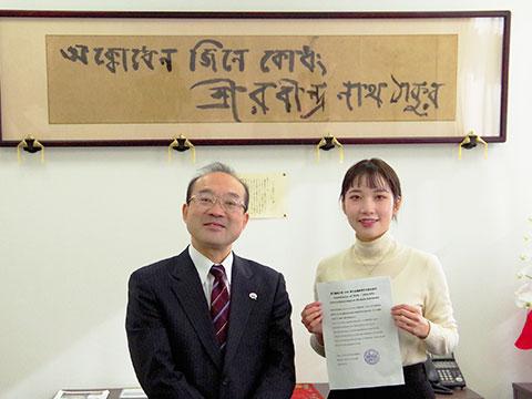 200204_末松さん台湾大学院合格1