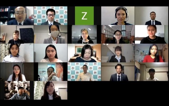 2020年度武蔵野大学学長杯スピーチコンテスト_01